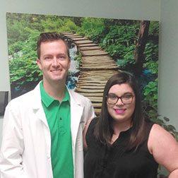 Chiropractor Winter Park FL Dr. Matthew Rumley and Amber H