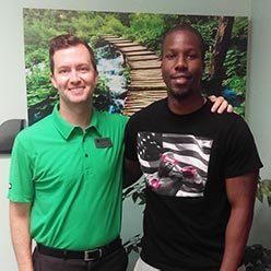 Chiropractor Winter Park FL Dr. Matthew Rumley and Kashiem A