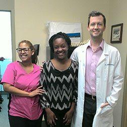 Chiropractor Winter Park FL Dr. Matthew Rumley and Neyzyln W